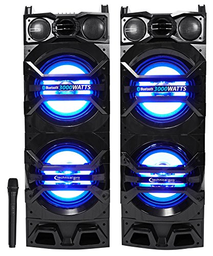 List of the Top 10 speaker bluetooth karaoke 3000w you can buy in 2019