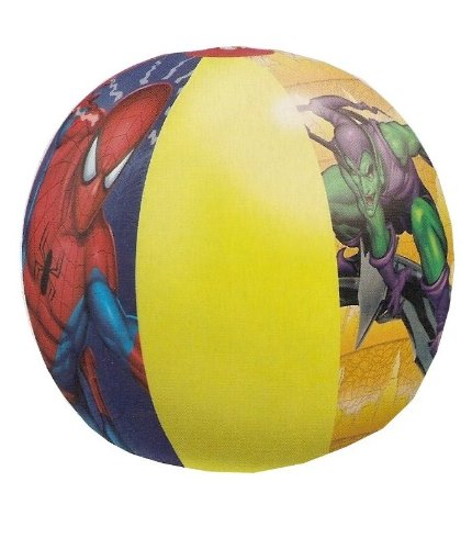 Spider-Man Beach Ball by Marvel by Marvel
