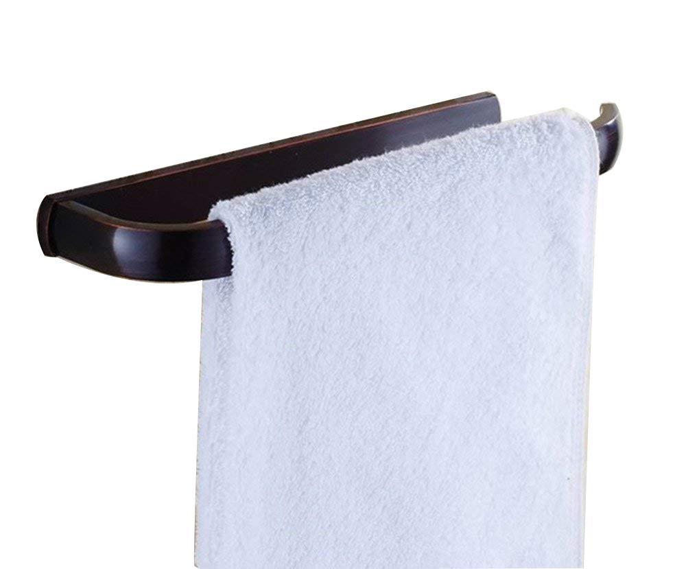 ELLO&ALLO Oil Rubbed Bronze Towel Bars for Bathroom Accessories Wall Mounted Towel Holder, Rust Protection by ELLO&ALLO