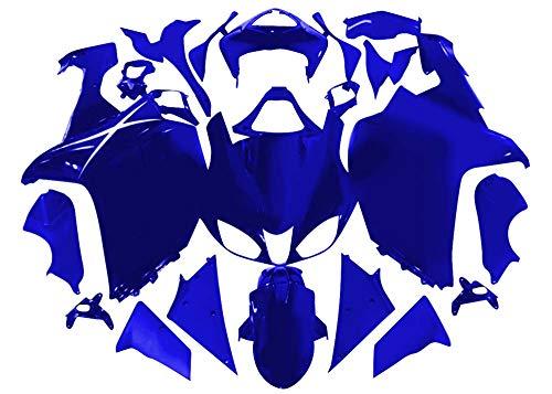 (Sportbike Deals AZDK304BLU Body Kit (Kawasaki Zx-6R 2007-2008, Abs Plastic Painted Blue))