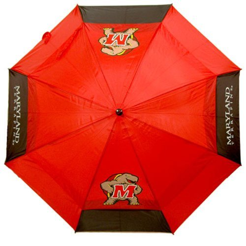 Maryland Terrapins Umbrella from Team Golf by Team (Maryland Terrapins Golf Umbrella)