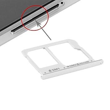 Tarjeta Samsung Galaxy Socket. Bandeja de la tarjeta SIM y ...