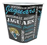 Jacksonville Jaguars 3 Liter Reusable Plastic Snack Bucket!