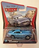 Disney / Pixar CARS 2 Movie 155 Die Cast Car #2 Finn McMissile V2799