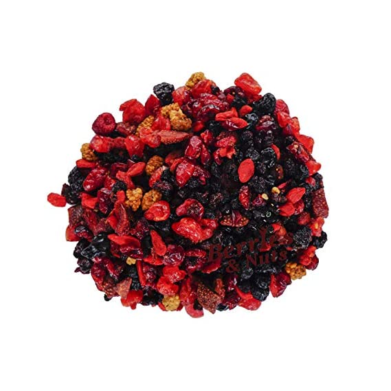 Berries And Nuts International Super Berries Mix | High in Antioxidants | 250 Grams