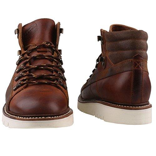 Uomo Marrone Marrone Stivali Boots Sendra qTPwO88