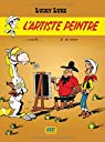 Lucky Luke, tome 40 : L'artiste peintre par Morris