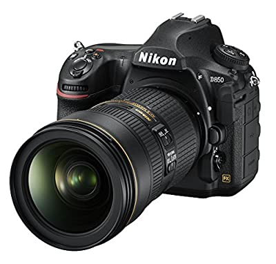 Nikon D850 FX-format Digital SLR Camera Body by Nikon