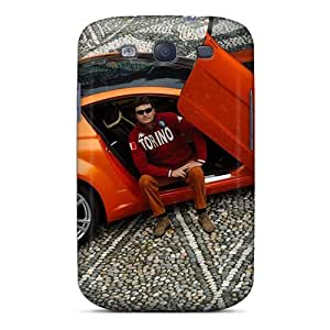 Excellent Galaxy S3 Case Tpu Cover Back Skin Protector Ford Mustang Ford Mustang Shelby Gt500