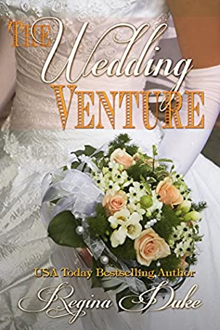 book cover of The Wedding Venture