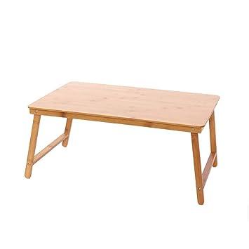 Mesa de la bandeja de la mesa de escritorio: Amazon.es: Electrónica
