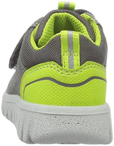 Chaussures Mini Garçon EU Kombi Gris Bleu Sport7 Grau Marche Bébé Stone 37 Superfit 06 1qA5x