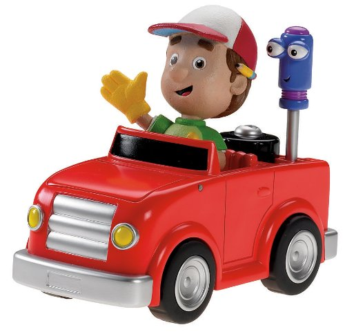 Fisher-Price Handy Manny's Tune-Up and Go: Truck