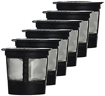 Solo Coffee Pod Filters Compatible with Keurig K cup coffee system