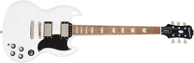 G-400 PRO Alpine White: Amazon.es: Instrumentos musicales