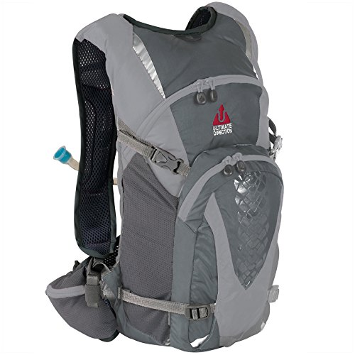 Ultimate Direction Grind 12 Hydration Pack, Mirage Grey - Ultimate Direction Quick