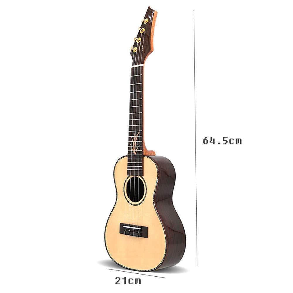 23/26-Inch Ukulele 4 Cuerdas Guitarra Ingman Veneer Ukulele ...