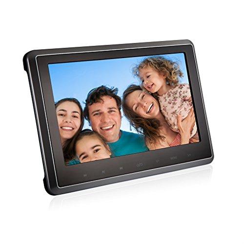 Headrest LESHP Ultra thin Digital Monitor