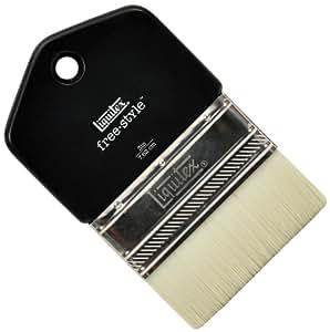 Liquitex Professional Freestyle - Paletina para trabajos grandes, virola (7,62 cm)