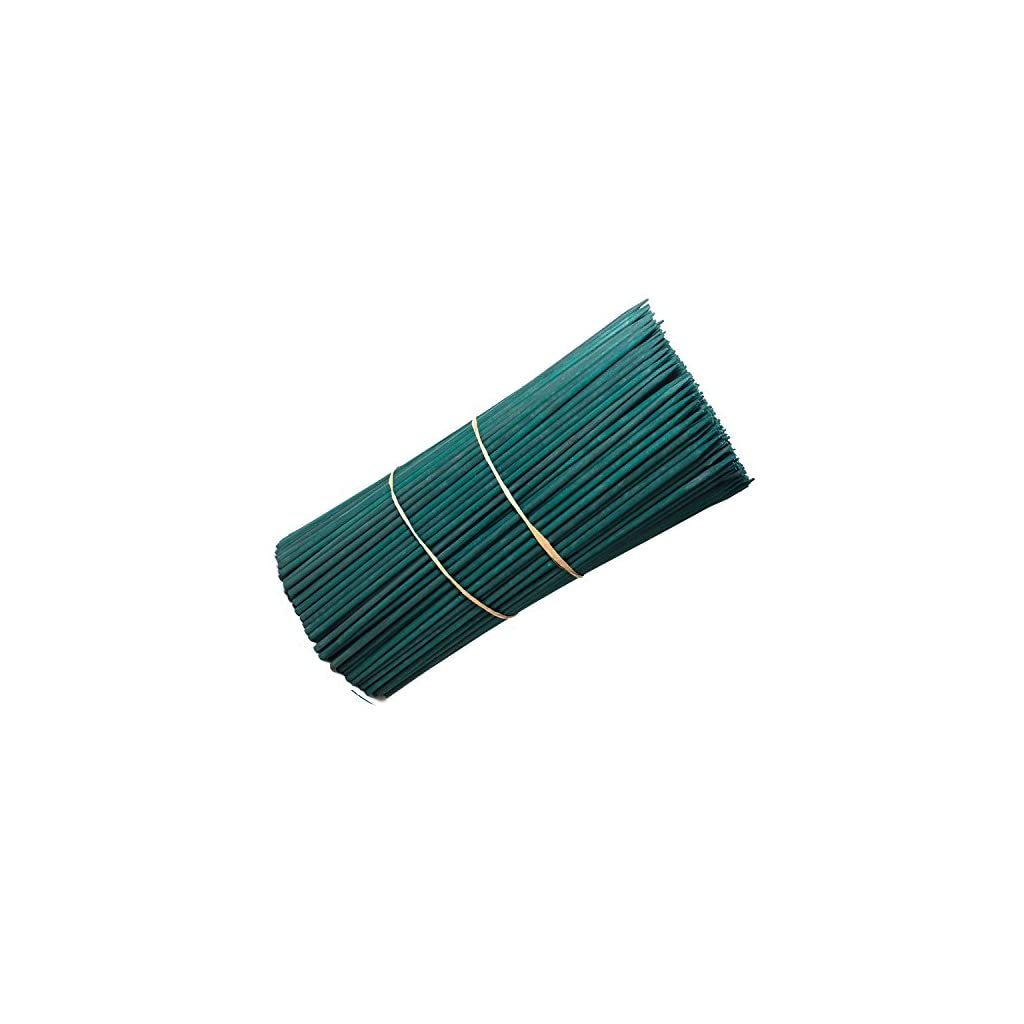 Royal-Imports-12-Green-Wood-Plant-Stake-Floral-Picks-Wooden-Sign-Posting-Garden-Sticks-100-Pcs