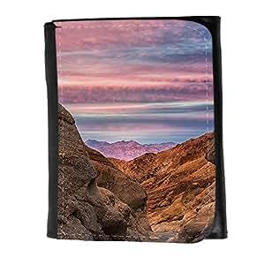 le portefeuille de grands luxe femmes avec beaucoup de compartiments // F00002839 Mosaic Canyon Nacional Valle de la // Small Size Wallet