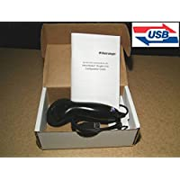 Metrologic MS9540 Voyager BARCODE SCANNER LASER READER USB with Code Gate LS2208