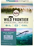NUTRO WILD FRONTIER Indoor Adult Whitefish Flavor Grain Free Dry Cat Food 11 Pounds Rich in Nutrients and Full of Flavor; Supports Healthy Joints & Healthy Skin and Coat
