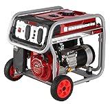 A-iPower 3,500-Watt Gasoline Powered Manual Start Generator