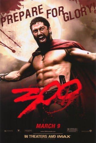 300 movie poster plakat 69 x102 cm