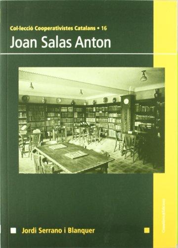 Descargar Libro Joan Salas Anton Jordi Serrano I Blanquer