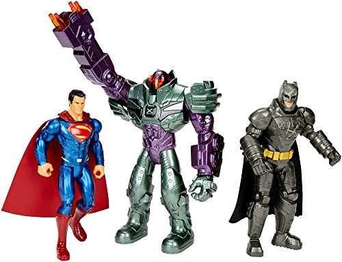 Batman v Superman: Dawn of Justice Lex Luthor Figure 3-Pack (Dawn Justice)