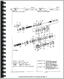 International Harvester Cub 154 Lo-Boy Tractor Parts Manual (1968-1974)