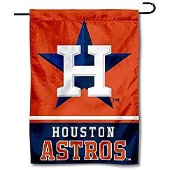 WinCraft Houston Astros Double Sided Gar...