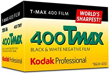 Kodak T Max 400 24 Schwarz Weiß Negativ Filme Kamera