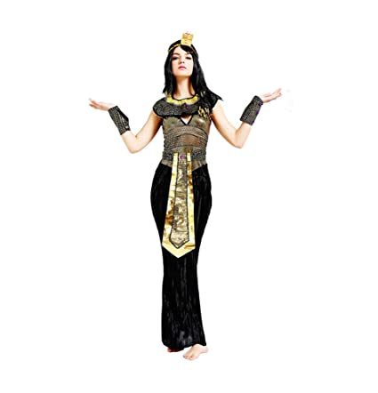 Amazon.com: Disfraz de princesa egipcia de Cleopatra Queen ...