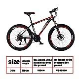 KimBird Adult Mountain Bikes, 26 Inch Outroad