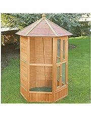 FINCA CASAREJO Voladera para pájaros de jardín Exterior (Canarios, periquitos.) - Voladero