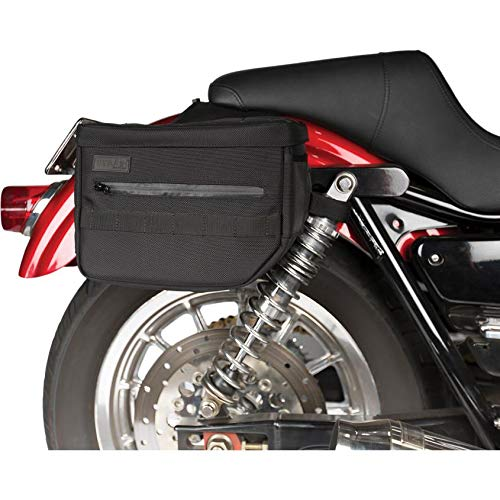Thrashin Supply Company TSB-0000 Thrashin Essential Saddlebags