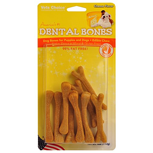 Health Extension Dental Bone, Cheese, 9-Pack by Health Extension