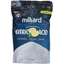 Milliard Citric Acid - 2 Pound - 100% Pure Food Grade NON-GMO (2 Pound)