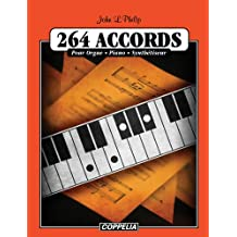 264 accords pour orgue, piano, synthétiseur (French Edition)