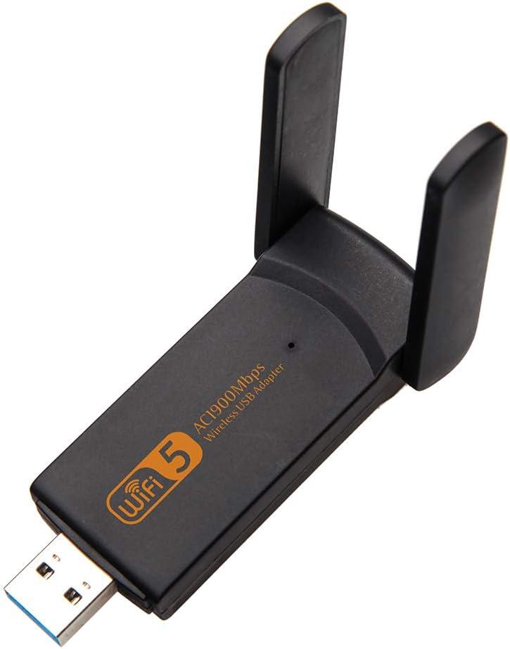 Doolland Adaptador Wifi 1900M 2.4G 5G Dual Band Wifi USB ...