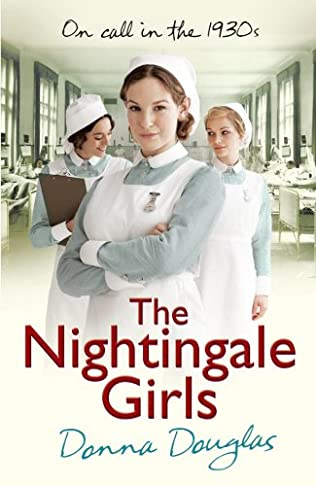 book cover of The Nightingale Girls