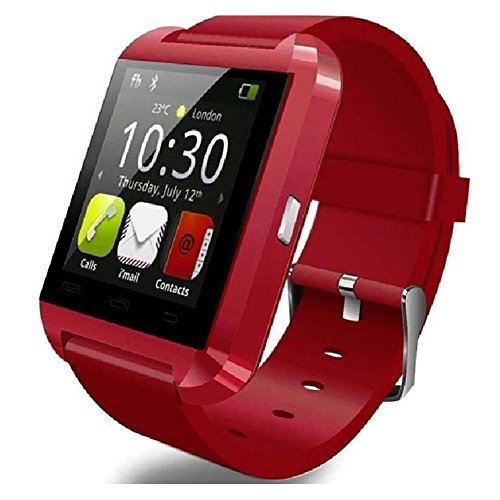 U8 Bluetooth Smart Watch Phone WristWatch for IOS Android iphone/Samsung/HTC (White) - 2