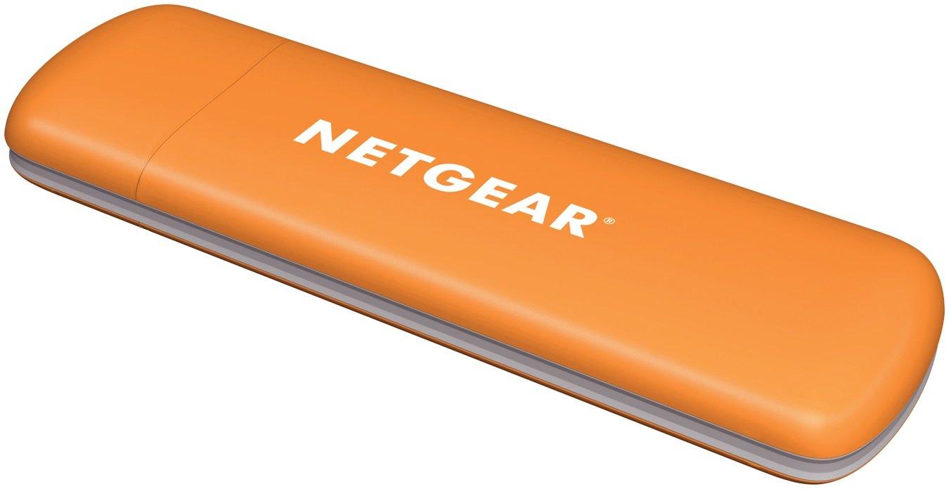 Netgear AC327U 3G Adapter 7 2 Mbps USB Modem (Orange)