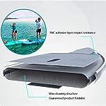 MJ-Brand-Aletta-Inferiore-Gonfiabile-SUP-per-Tavola-da-Surf-Gonfiabile-Stand-Up-Paddle-per-Paddle-E-Tavola-da-Surf-con-Guinzaglio-Paddle-Pump-E-Zaino-381X74X15Cm