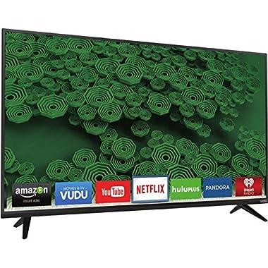 VIZIO D50u-D1 50-Inch 4K Ultra HD Smart LED TV (2016 Model)