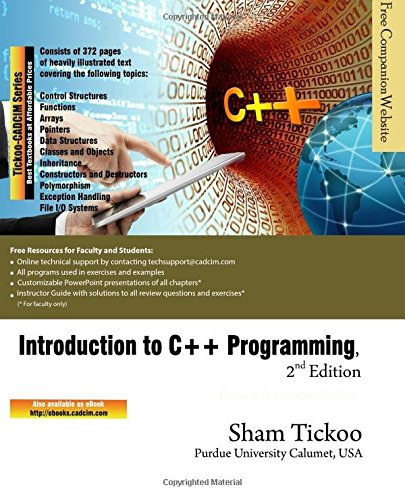 Download Introduction to C++ Programming, 2nd Edition pdf