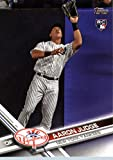 2017 Topps #287 Aaron Judge New York Yankees Baseball Rookie Card