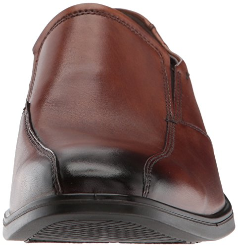Ecco Mens Melbourne Slip-on Loafer Amber
